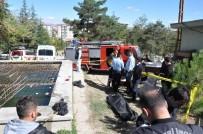 KARŞIYAKA - Sorgun'da Yaşlı Adam Mezarlıktaki Havuzda Ölü Bulundu
