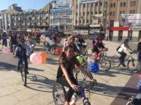 ATATÜRK - Süslü Kadınlar Bisiklet Turu Gerçekleşti