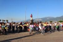 ATATÜRK - 'Süslü Kadınlar' İskenderun'da Bisiklet Turu Düzenlediler