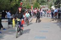 ATATÜRK - Süslü Kadınlardan Renkli Bisiklet Turu