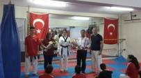 ALTIN MADALYA - Taekwondoculardan Madalya Sözü
