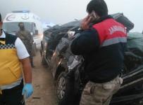 Trabzon'da Feci Kaza Açıklaması 2 Ölü