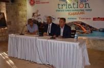 İSMAİL CEM - Türkiye Triatlon Şampiyonası Finali Kuşadası'nda Yapılacak