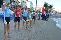 İSMAİL CEM - Türkiye Triatlon Şampiyonası Finali Kuşadası'nda Yapıldı