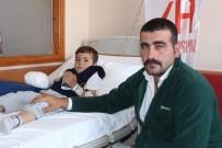 PARMAK - 4 Yaşındaki Çocuğun Yem Makinesine Kaptırdığı Parmağı Yerine Dikildi