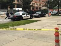 HOUSTON - ABD'de alışveriş merkezinde silahlı saldırı
