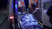 GÖLBAŞI - Adıyaman'da Silahlı Kavga Açıklaması 1 Yaralı