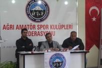 GENÇLERBIRLIĞI - Ağrı'da Futbol Maçları 9 Ekim'de Başlıyor