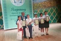 İLAHİYATÇI - Ahmet Yesevi Üniversitesi'nde Yesevi Hikmetleri Okuma Yarışması