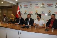 İMAM HATİP LİSESİ - AK Parti İl Başkanı Keskin 'Düzcelilik Ruhu İle Hizmet Ediyoruz'