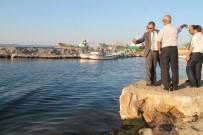 BALIK PAZARI - AK Parti Kepez'li Balıkçılar İçin Harekete Geçti