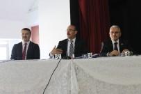 BOZOK ÜNIVERSITESI - Akdağmadeni İlçesinde Yatırım İzleme Ve Değerlendirme Toplantısı Yapıldı