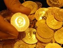 ÇEYREK ALTIN - Altının gramı 1,5 ayın en yükseğinde