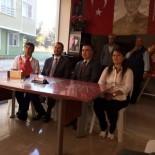 MUHALEFET - Altınok'tan CHP Ve MHP Başkanlarına Ziyaret