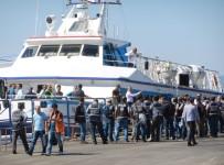Anlaşma Kapsamında 72 Göçmen Daha Türkiye'de