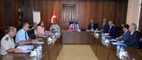 İL MİLLİ EĞİTİM MÜDÜRÜ - Aydın'da Üniversite Ve Milli Eğitim Güvenlik Koordinasyon Toplantısı Yapıldı