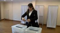 CUMHURBAŞKANLIĞI SEÇİMİ - Azerbaycan Başkonsolosluğunda Referandum Heyecanı
