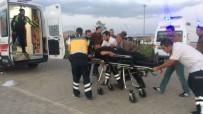 VAN YÜZÜNCÜ YıL ÜNIVERSITESI - Başkale'de Çatışma Açıklaması 3 Korucu Yaralı