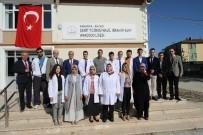KURAN-ı KERIM - Başkan Akcan Yeni Eğitim Öğretim Yılı Ziyaretlerine Başladı