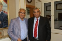 MUSTAFA GÜLER - Başkan Mustafa Güler'e Övgü