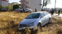YıLDıRıM BEYAZıT - Başkent'te Trafik Kazası Açıklaması 3 Yaralı