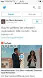 SOSYAL PAYLAŞIM SİTESİ - Beşiktaş Belediye Başkanı Murat Hazinedar'dan, CHP Milletvekili İlhan Cihaner'e Twitter'dan Videolu Cevap
