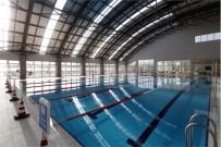 BEDEN EĞİTİMİ - BEÜ Yarı Olimpik Yüzme Havuzu Yarın Açılıyor