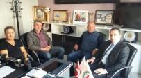 HAKEM KURULU - Bilecik Gençlik Hizmetleri Ve Spor İl Müdürü Yıldız'dan Basına Jest