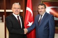 BOZOK ÜNIVERSITESI - Bozok Üniversitesi Tıp Fakültesi Dekanı Prof. Dr. Ataseven Görevine Başladı