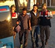 PAKISTAN - Bursa'da Jandarmadan Mülteci Operasyonu