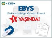 ELEKTRONİK POSTA - Büyükşehir Belediyesi EBYS Uygulaması 1 Yaşında