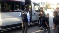 EMNIYET KEMERI - Büyükşehir Servis Denetimlerini Sürdürüyor