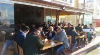 SEYRANI - Cide Ülkü Ocağı'ndan, Üniversiteli Gençlere Tanışma Yemeği Verildi