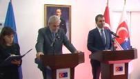 SIĞINMACILAR - 'Desteğin Türkiye'ye Aktarılmasıyla İlgili Eleştirimiz Var'
