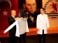 TıP FAKÜLTESI - Doktor Adayları Beyaz Önlük Giydi