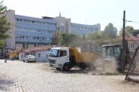 KAHVEHANE - Edirne Belediyesi'nden, Mahallelerde Kış Temizliği