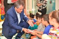 DİYARBAKIR - Eş Başkan Anlı, Çocuklara İtfaiyeyi Tanıttı