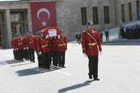 AKİF HAMZAÇEBİ - Eski Muğla Milletvekili Ergin İçin Cenaze Töreni