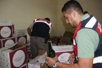 ÖLÜDENİZ - Fethiye'de Sahte İçki Denetimi
