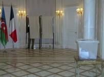 PARİS BÜYÜKELÇİSİ - Fransa'daki Azerbaycanlılar Referandum İçin Sandığa Gitti