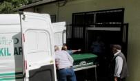 ERSİN ARSLAN - Gaziantep'te Cinayet