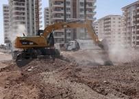 KARŞIYAKA - Haliliye Belediyesi, Karşıyaka Mahallesi'nde Yeni Yollar Açıyor