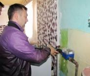 KREDI KARTı - Hisarcık'ta Akıllı Su Sayacı Uygulaması