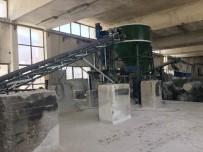 FABRIKA - Hisarcık'ta Krom Ve Kaolen Tesisi Faaliyete Geçti
