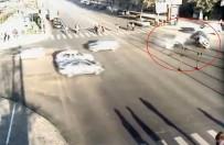 MOTOSİKLET SÜRÜCÜSÜ - İntihar Gibi Kaza !