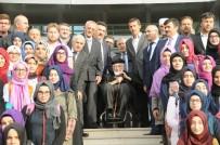 İMAM HATİP LİSESİ - Kayyum Atanan Okula İsmi Verilen Muhammed Emin Saraç, Öğrencilerle Bir Araya Geldi