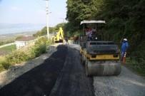 ONARIM ÇALIŞMASI - Kurtköy'de Yollar Düzenleniyor