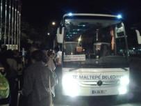CANKURTARAN - Maltepe Belediyesi'nin 'Engelsiz Maltepe Kampı' Başladı