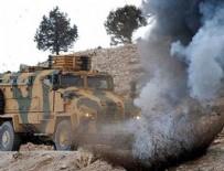 Mardin'de askeri araca bombalı tuzak