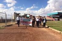 OBEZİTE - Mardin'de Sağlıklı Yaşam Yürüyüşü